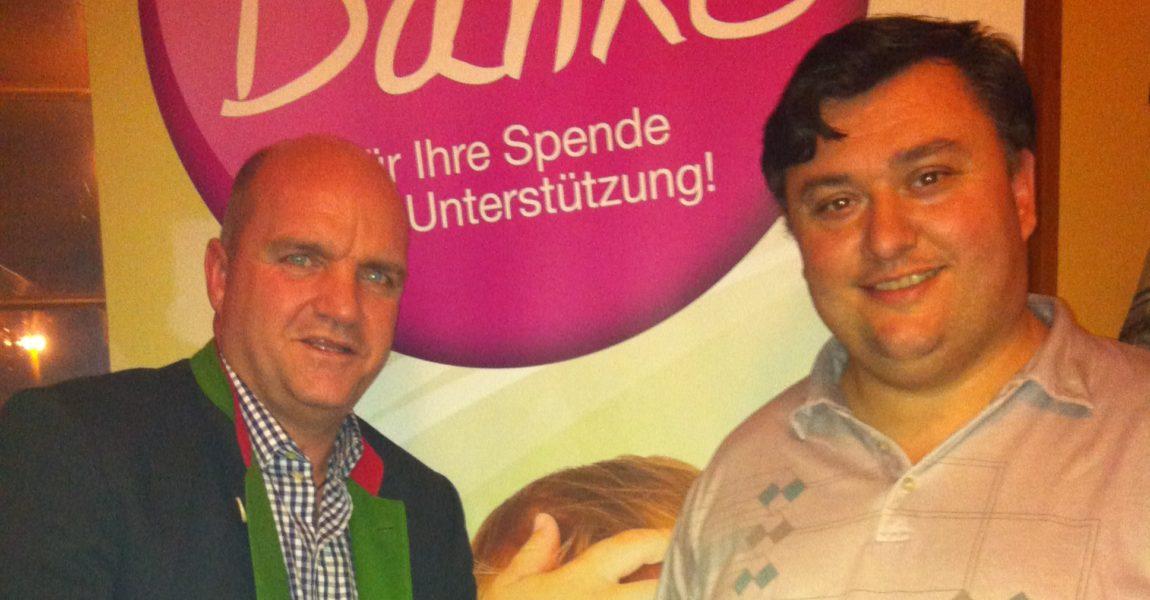 Charity Neujahrsempfang im Weinbaubetrieb Familie Freudorfer in Gumpoldskirchen