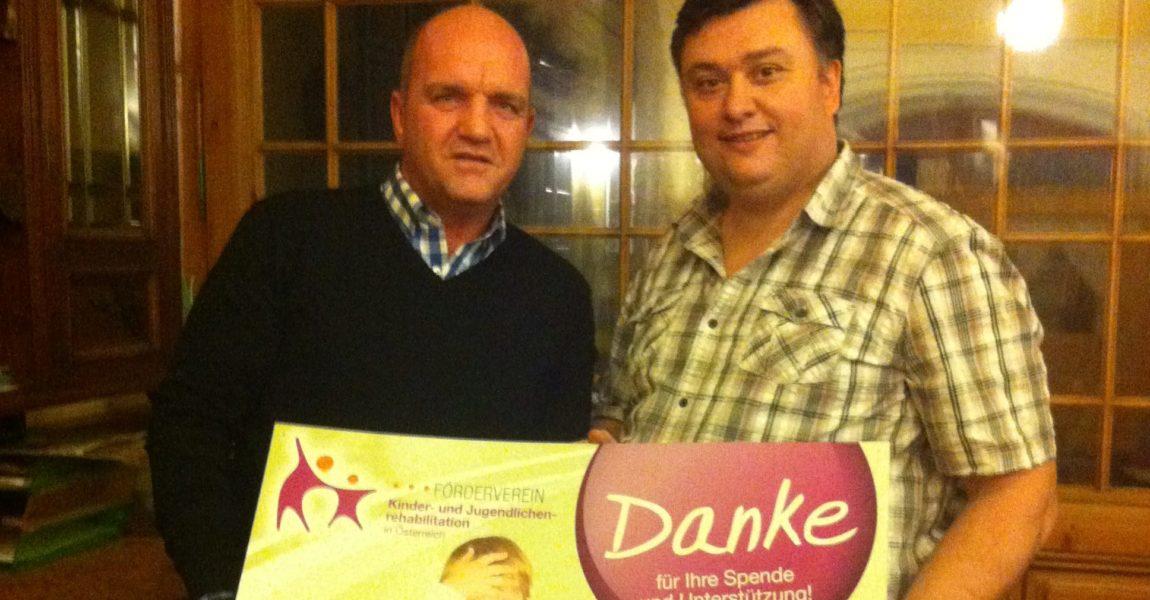 Zweiter Charity Neujahrsempfang im Weinbaubetrieb Familie Freudorfer in Gumpoldskirchen