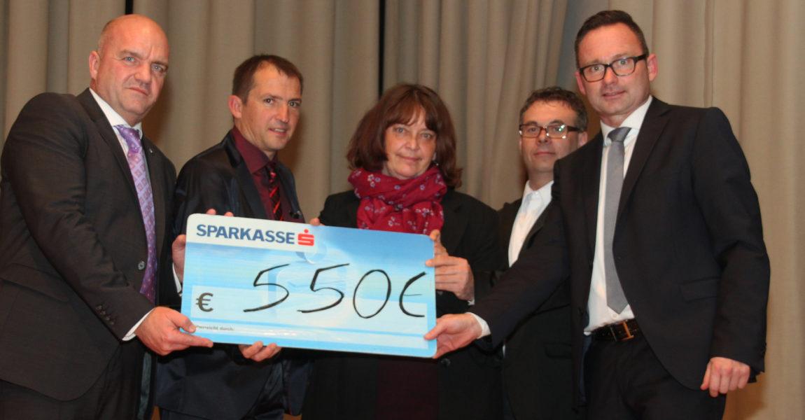 Spendenaktion Therapiezentrum Ybbs/Donau