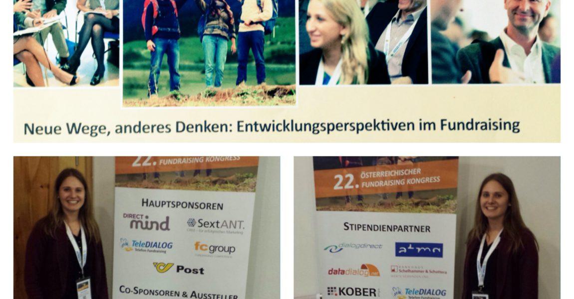 22. Österreichischer Fundraising Kongress