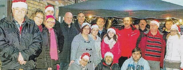 2. Adventmarkt der Familie Kouba in Waidendorf