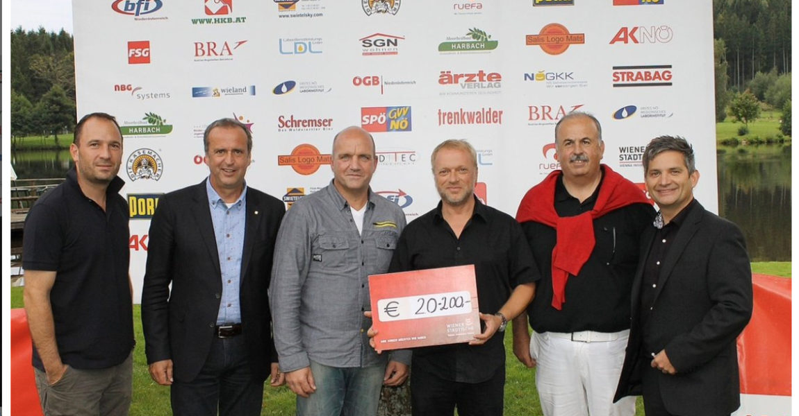 2. Golf-Charity-Turnier in Weitra