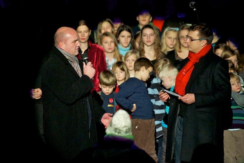 TONVOLL-Chor Adventkonzert: Besinnlichkeit für einen guten Zweck