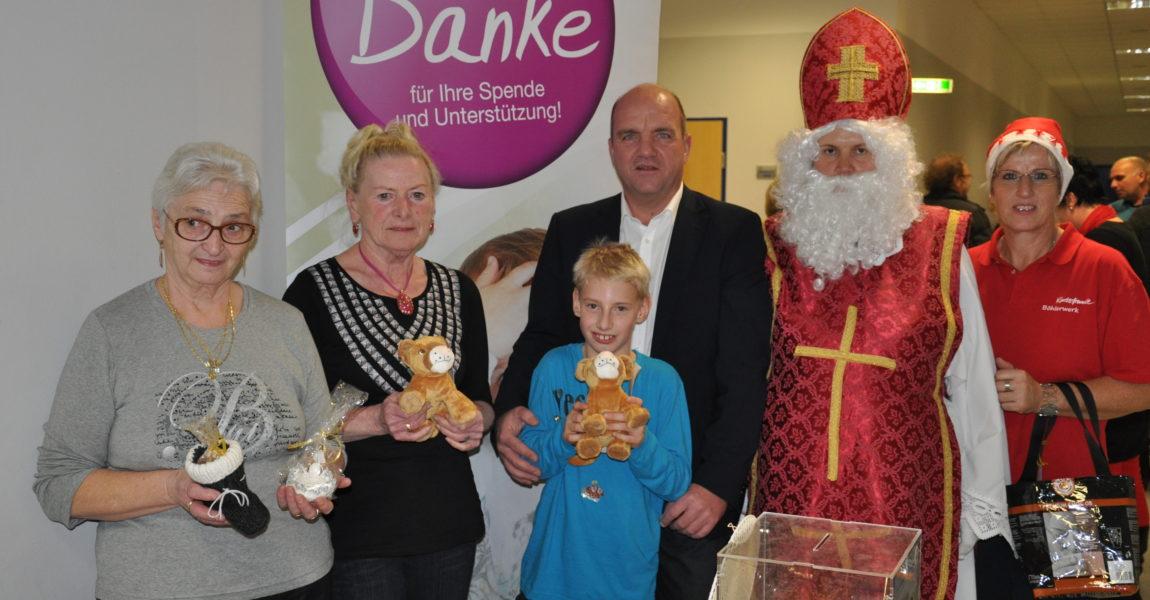 Weihnachtsmarkt Kinderfreunde Böhlerwerk