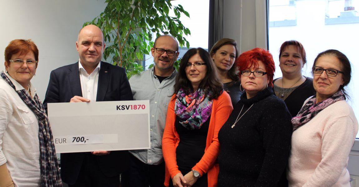 Weihnachtsbasar 2014 der KSV1870 Holding AG