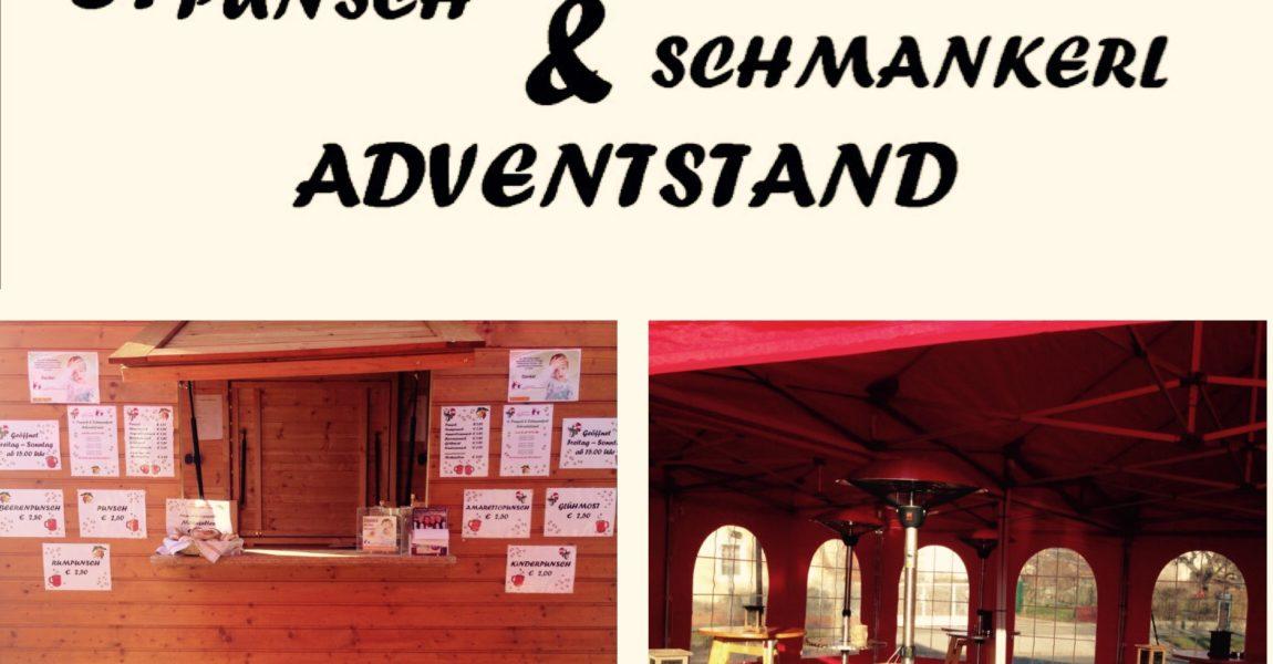 6. Punsch & Schmankerl Adventstand