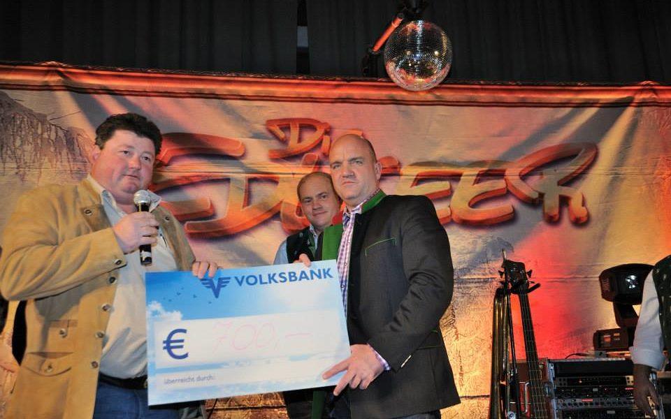 Spendensammlung des GVV der SPÖ und SPÖ Bad Vöslau