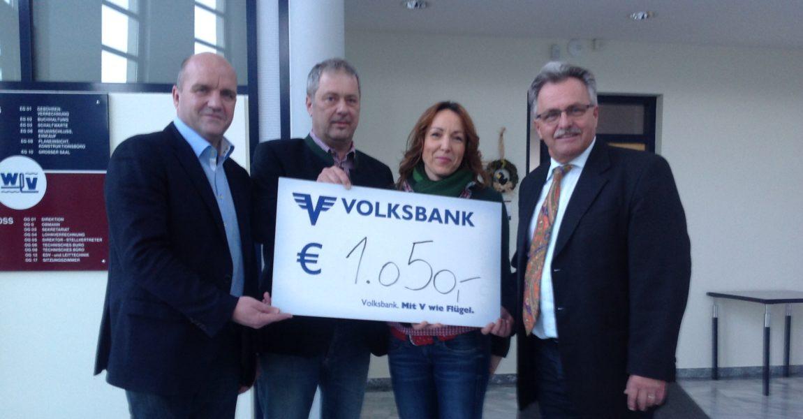 """Jubiläumsfeier unterstützt den """"Förderverein Kinder- und Jugendlichenrehabilitation in Österreich"""""""