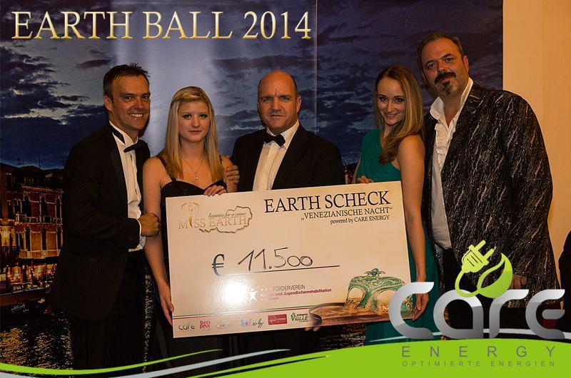 "Earth Ball 2014 – ""Venezianische Nacht"""