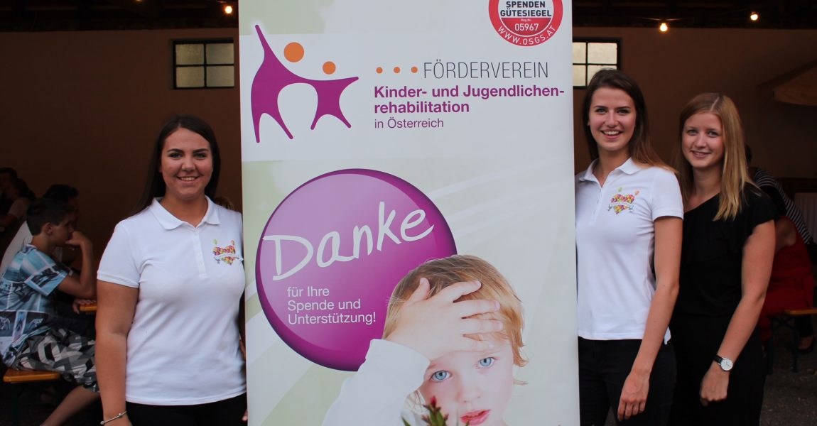 Charity-Evening zugunsten der Kinderreha