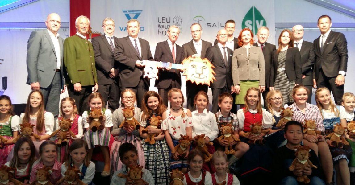 Eröffnung Kinder- und Jugendlichenrehabilitationszentrum in St.Veit/Pongau