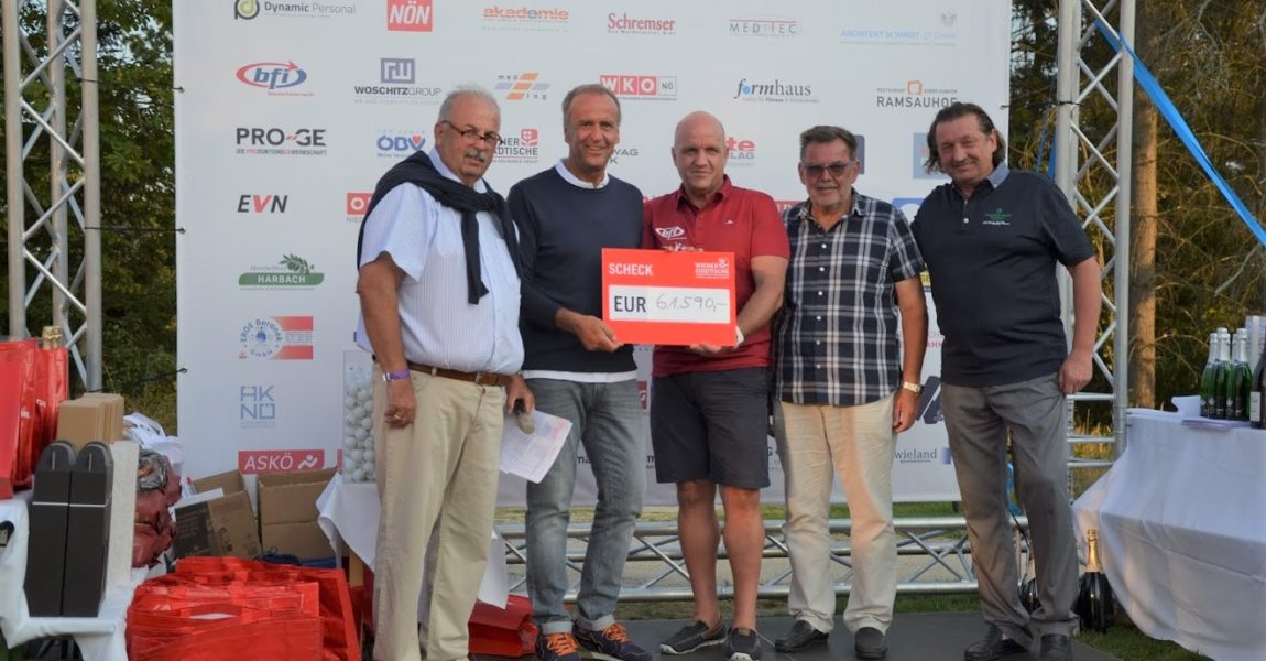 7. Golf-Charity-Turnier in Haugschlag