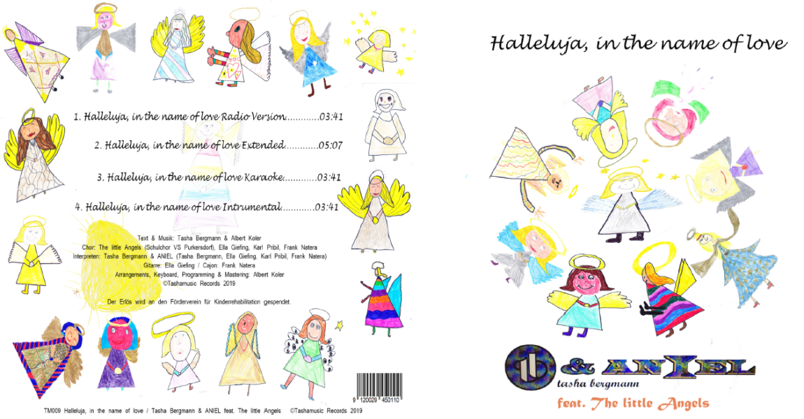 """Charity-CD """"Von Kindern für Kinder"""""""