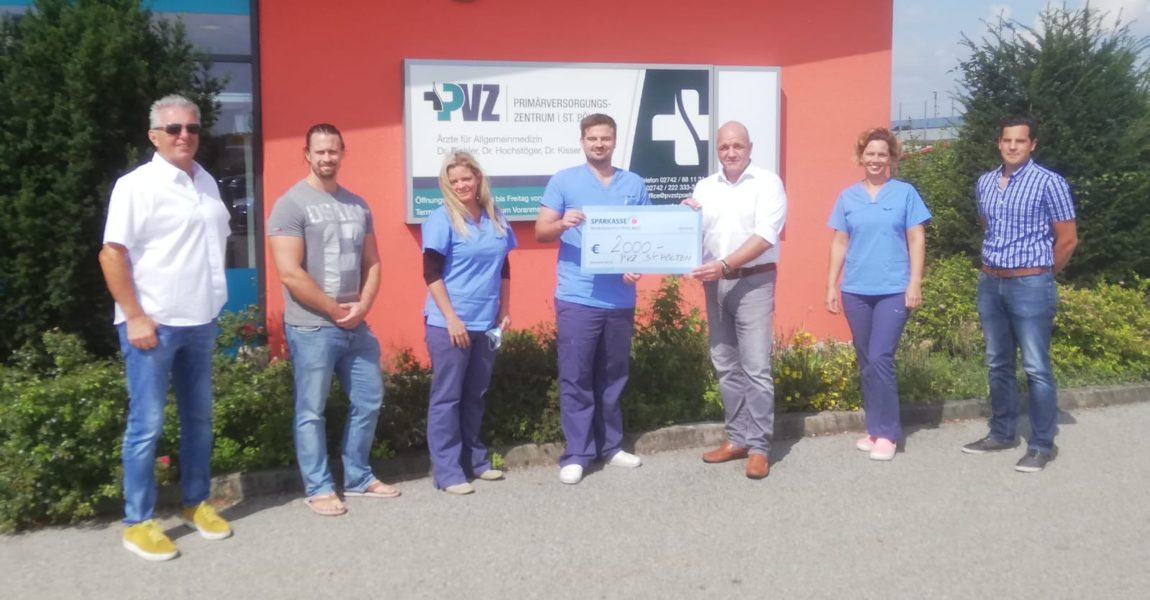 Spendenaktion PVZ St. Pölten